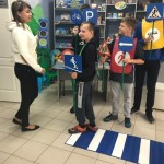 Детская зона День светофора