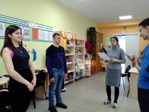 Конкурсно игровая программа Театральные подмостки