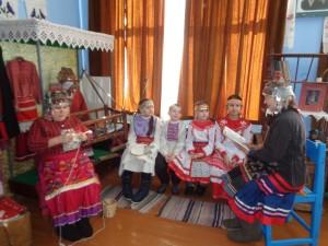 Услыбашевская библиотека Наши истоки