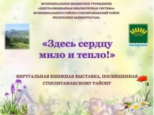 Книжная выставка Стерлитамакского района_0000001